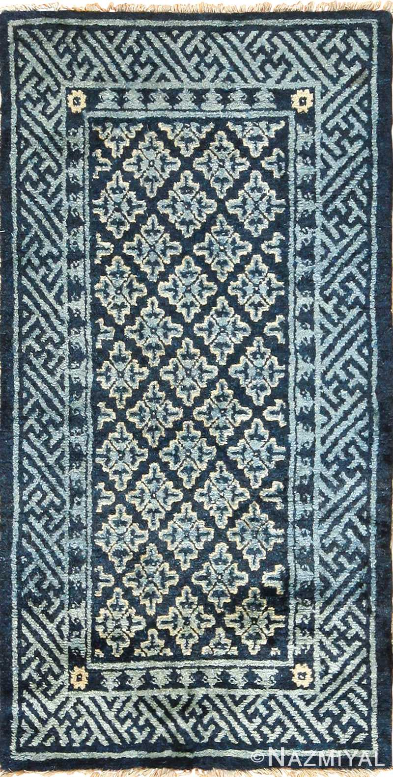 small scatter size antique chinese rug 49463 Nazmiyal