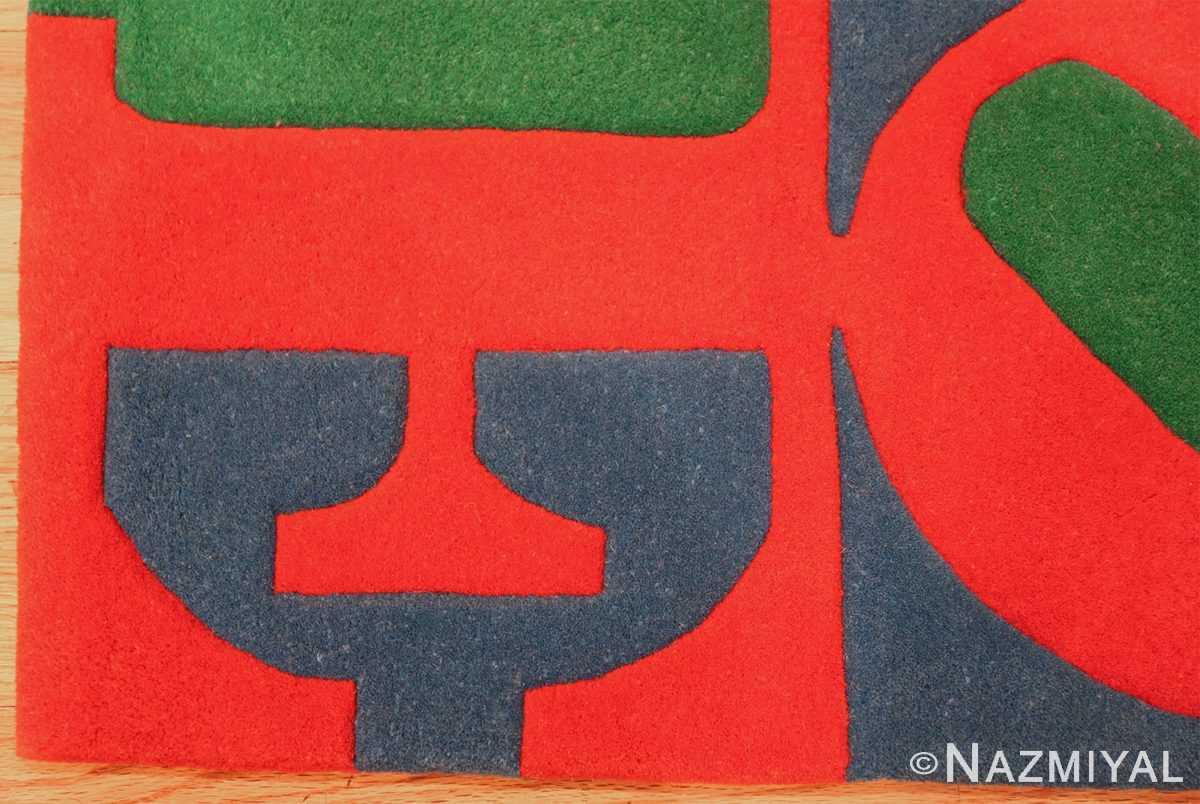 small vintage love rug by robert indiana 49470 corner Nazmiyal