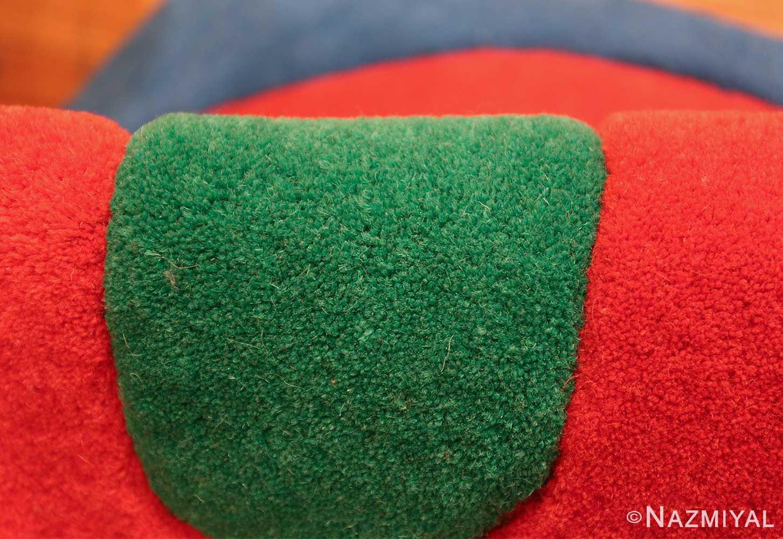 small vintage love rug by robert indiana 49470 pile Nazmiyal