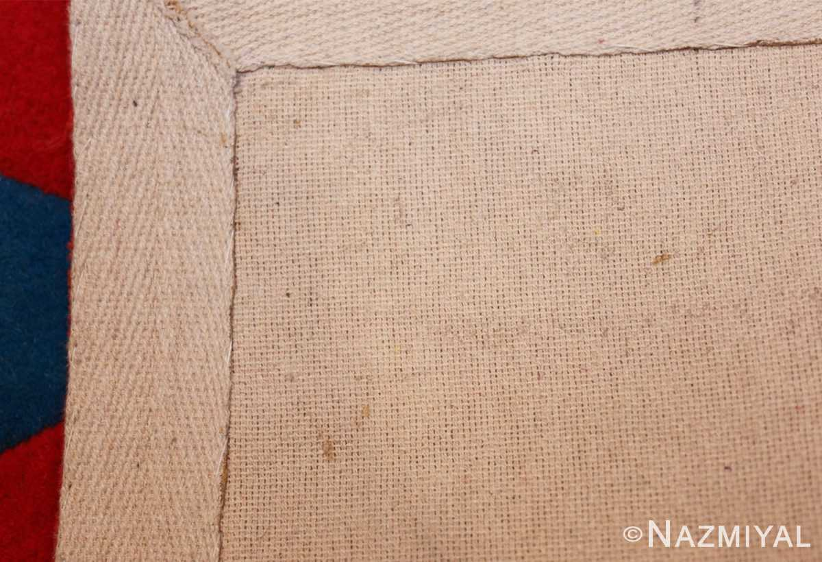 small vintage love rug by robert indiana 49470 weave Nazmiyal