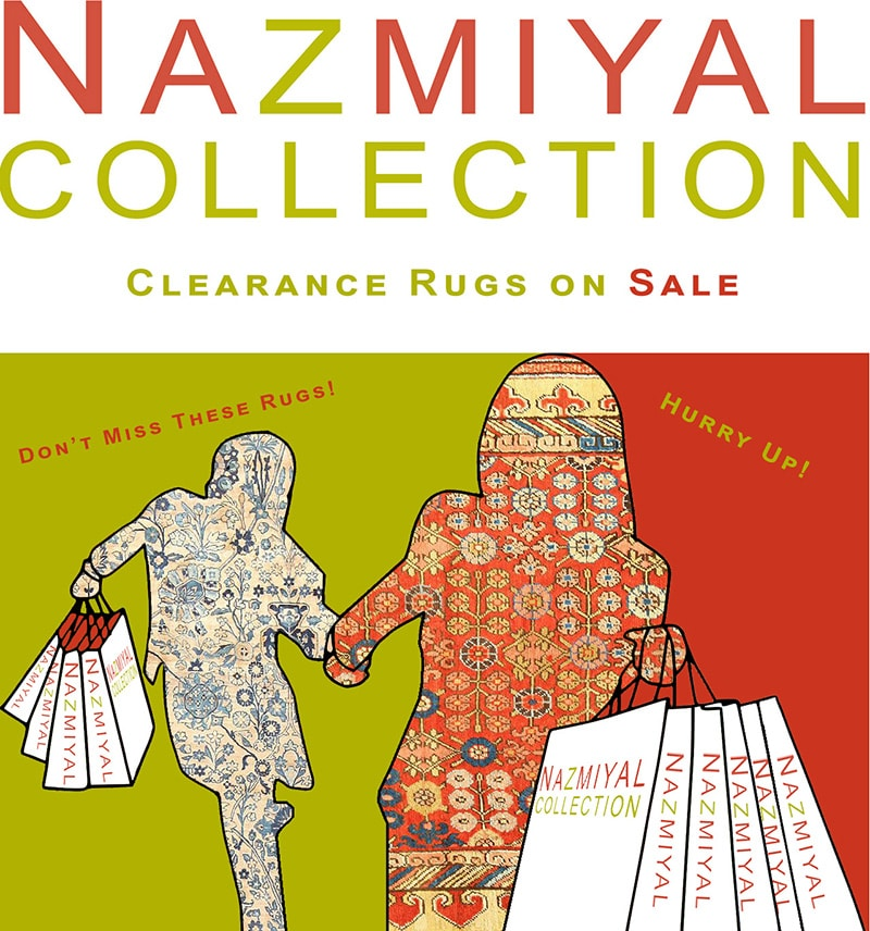 Buying Modern Rugs vs Buying Antique Rugs by Nazmiyal