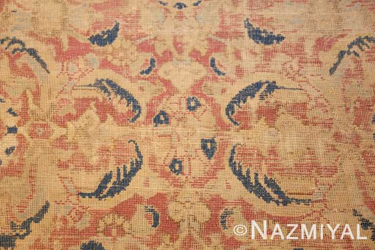 Antique 17th Century Egyptian Cairene Rug 49201 Nazmiyal