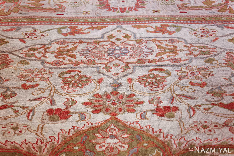 antique animal motif ziegler sultanabad persian rug 49532 design Nazmiyal