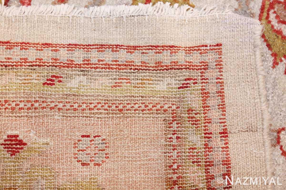 antique animal motif ziegler sultanabad persian rug 49532 weave Nazmiyal