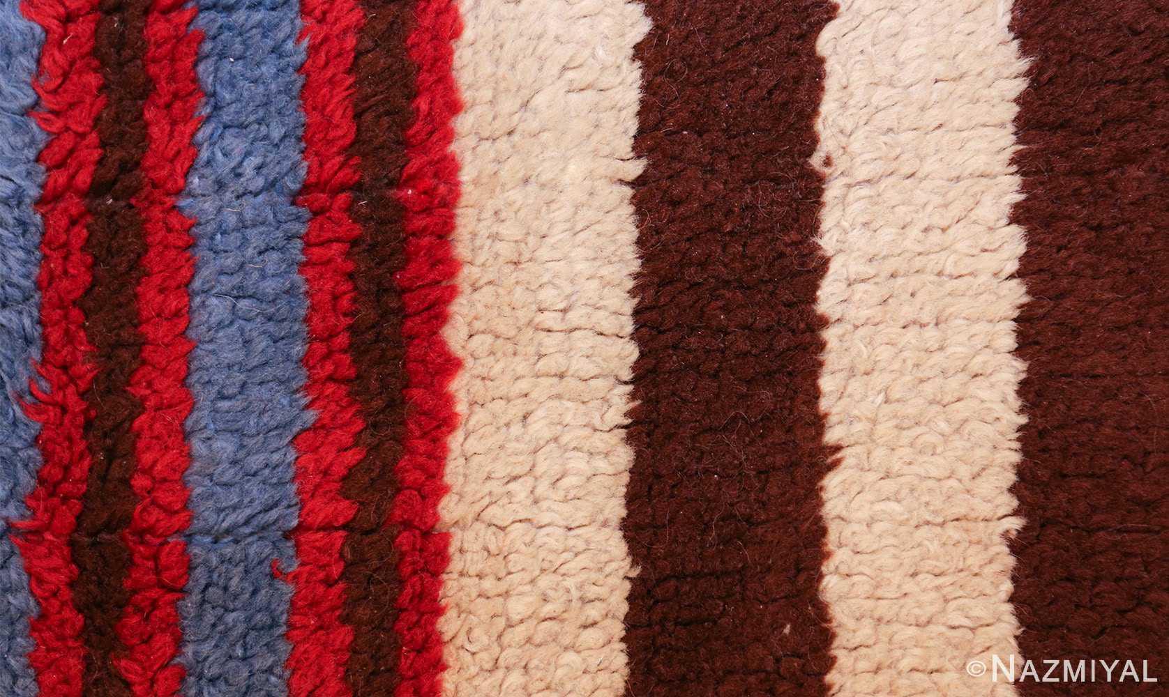 colorful geometric navajo design american rug 49523 colors Nazmiyal
