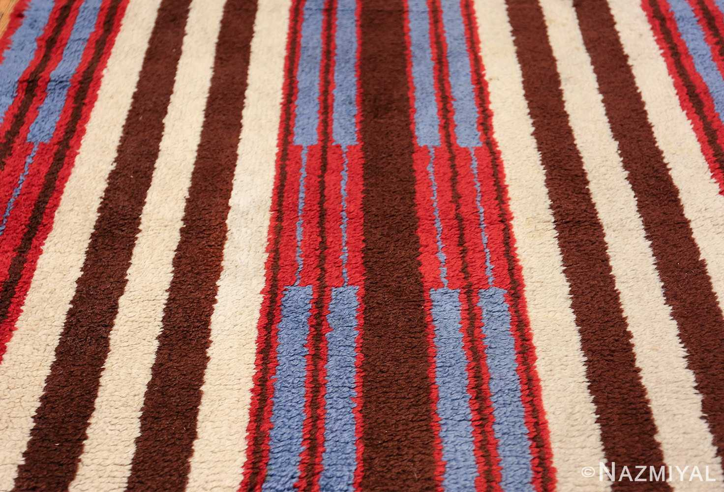 colorful geometric navajo design american rug 49523 field Nazmiyal