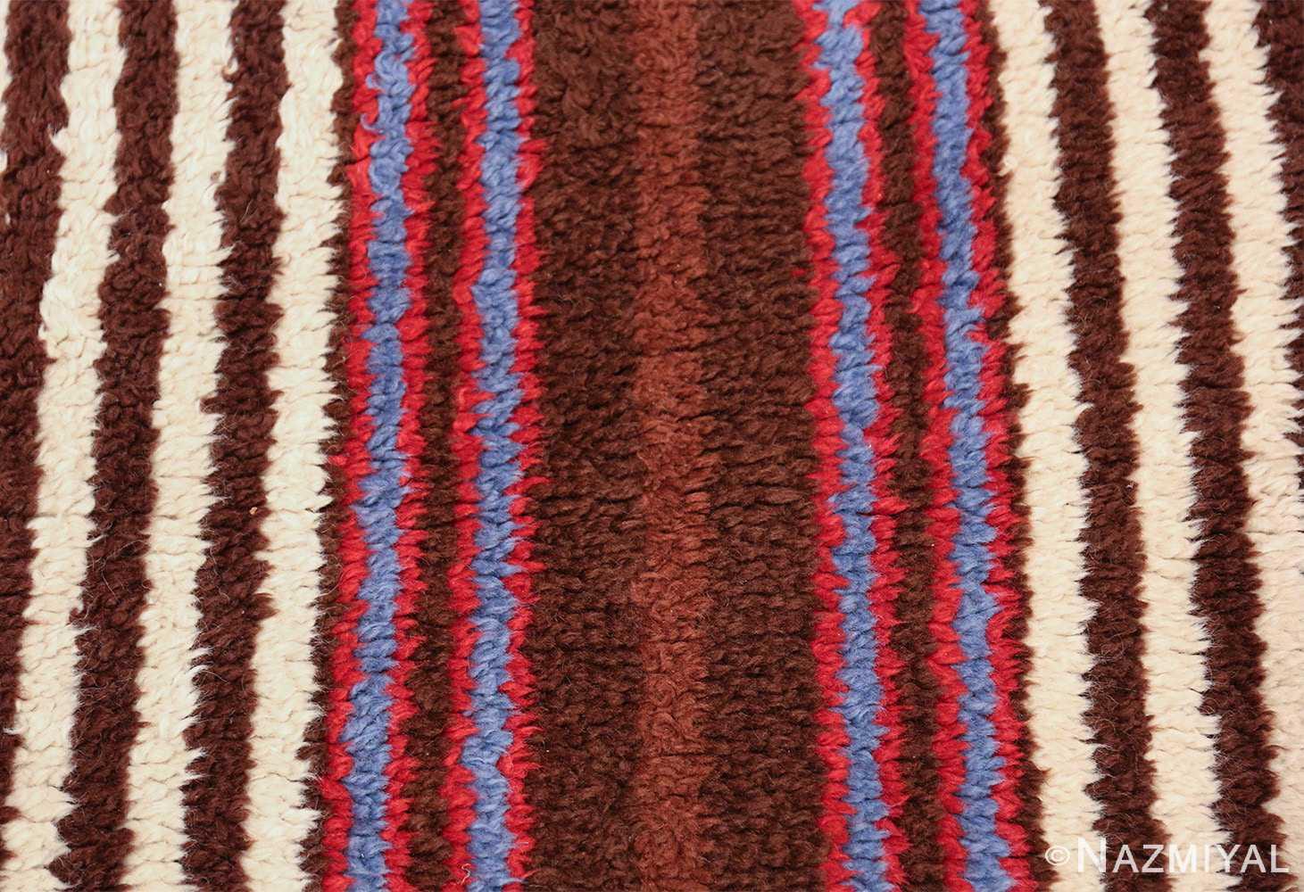 geometric vintage navajo design american rug 49522 center Nazmiyal