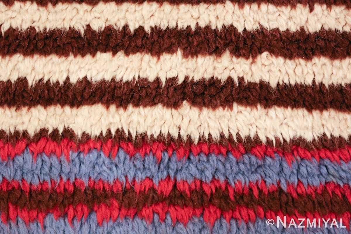 geometric vintage navajo design american rug 49522 lines Nazmiyal