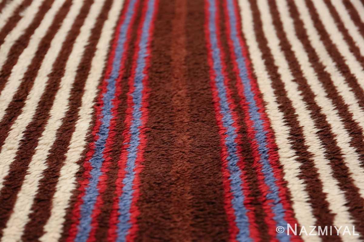 geometric vintage navajo design american rug 49522 vertical Nazmiyal