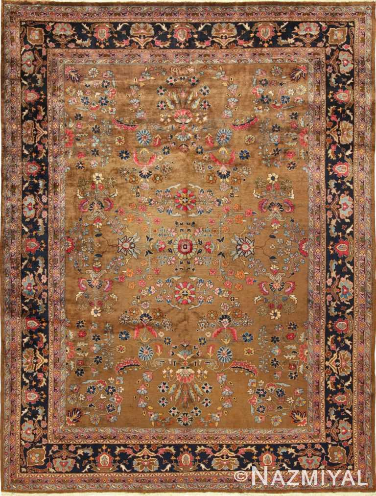 room size antique indian rug 49514 Nazmiyal