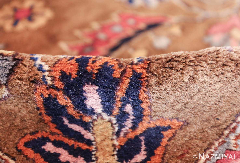 room size antique indian rug 49514 pile Nazmiyal