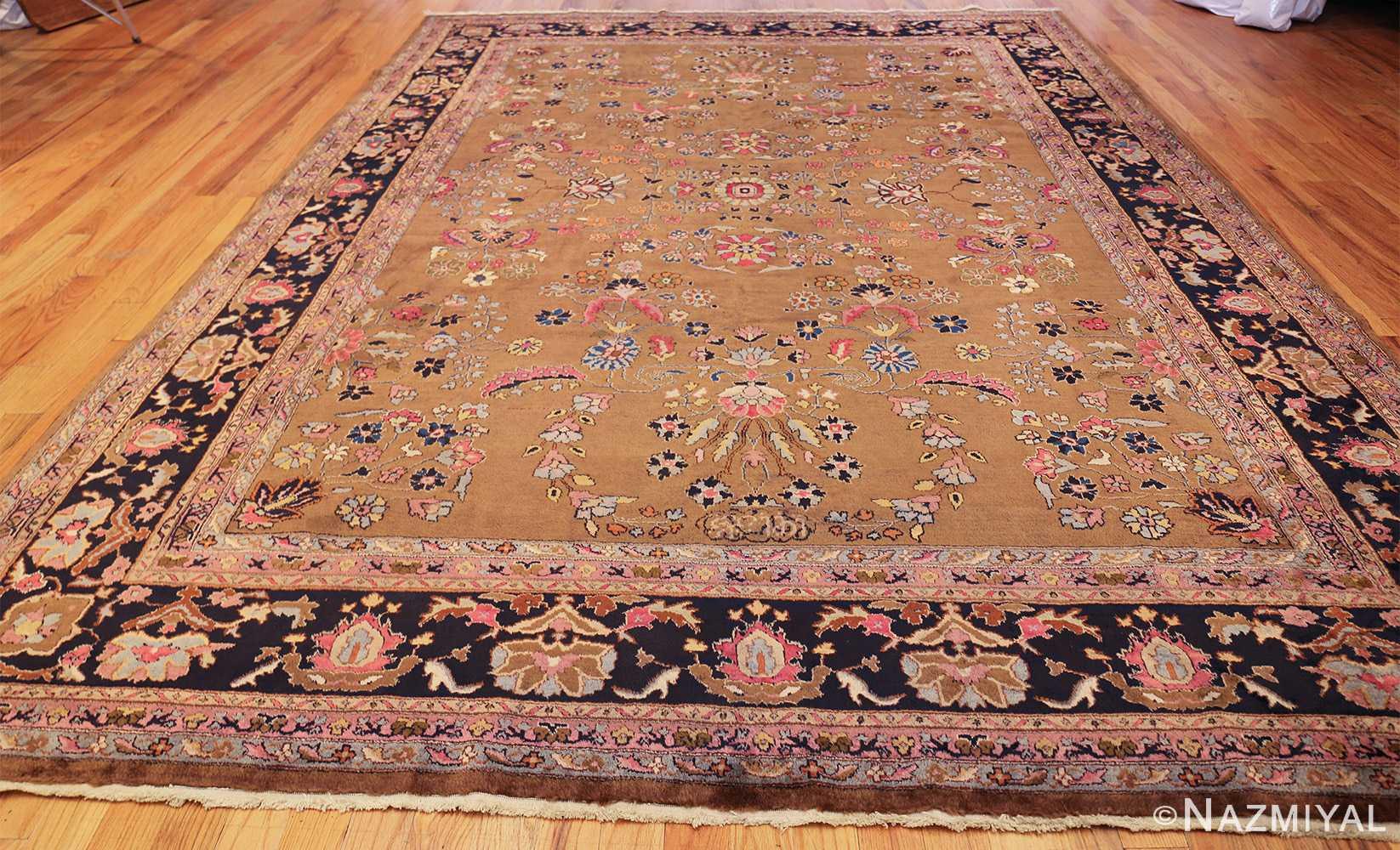room size antique indian rug 49514 whole Nazmiyal
