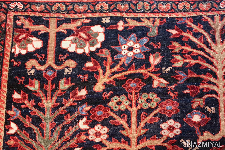 tree of life antique malayer persian rug 49527 animal Nazmiyal