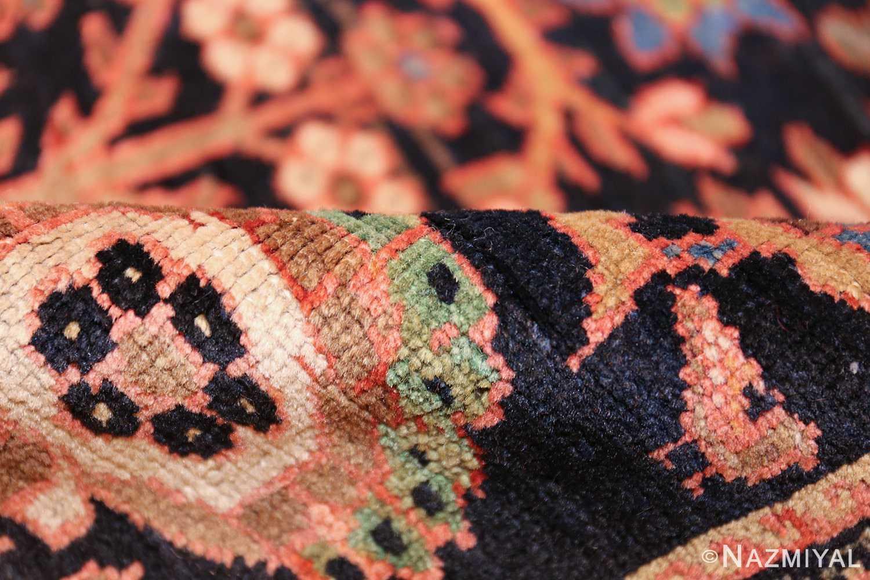 tree of life antique malayer persian rug 49527 pile Nazmiyal