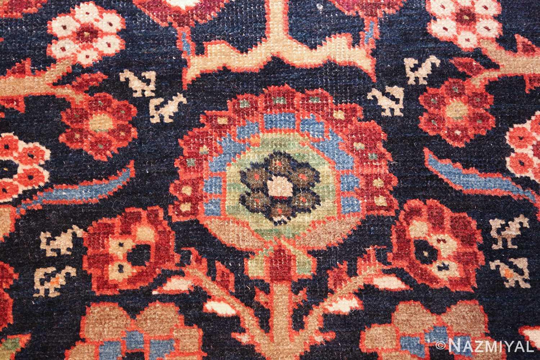 tree of life antique malayer persian rug 49527 sunflower Nazmiyal