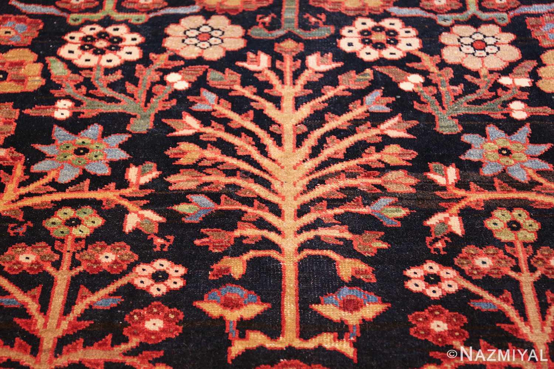 tree of life antique malayer persian rug 49527 tree of life Nazmiyal