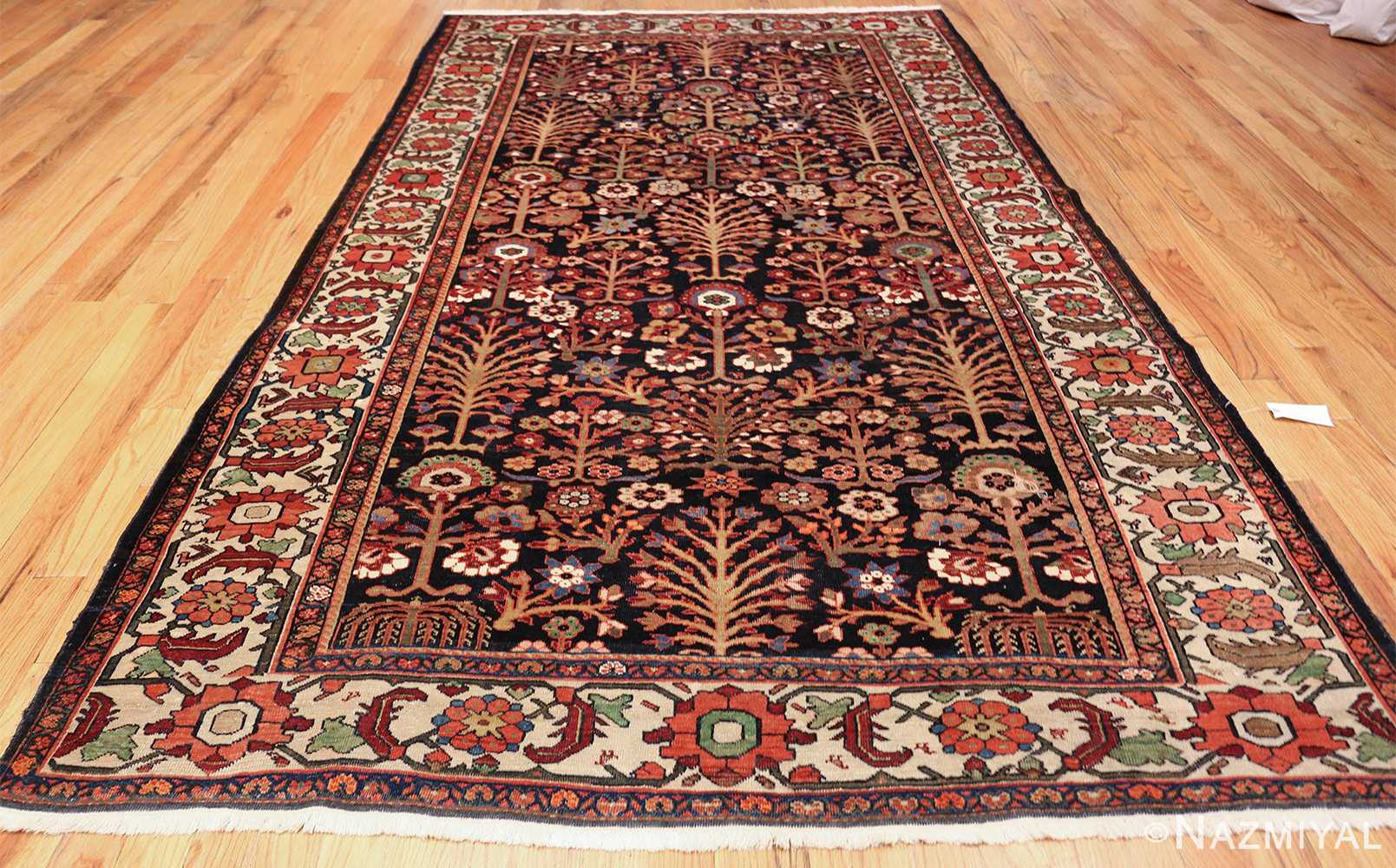 tree of life antique malayer persian rug 49527 whole Nazmiyal