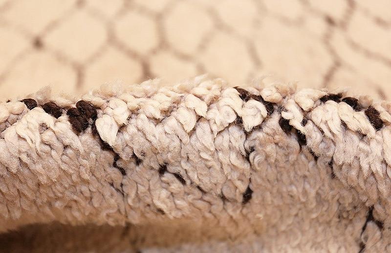 Moroccan Wool Rugs by nazmiyal
