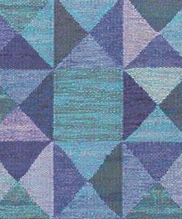Vintage Mid Century Scandinavian Rugs by nazmiyal
