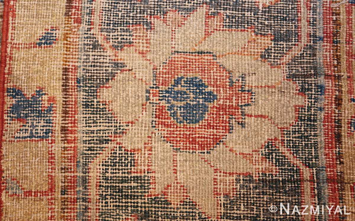 17th century hunting scene oversize isfahan persian rug 3025 knots Nazmiyal