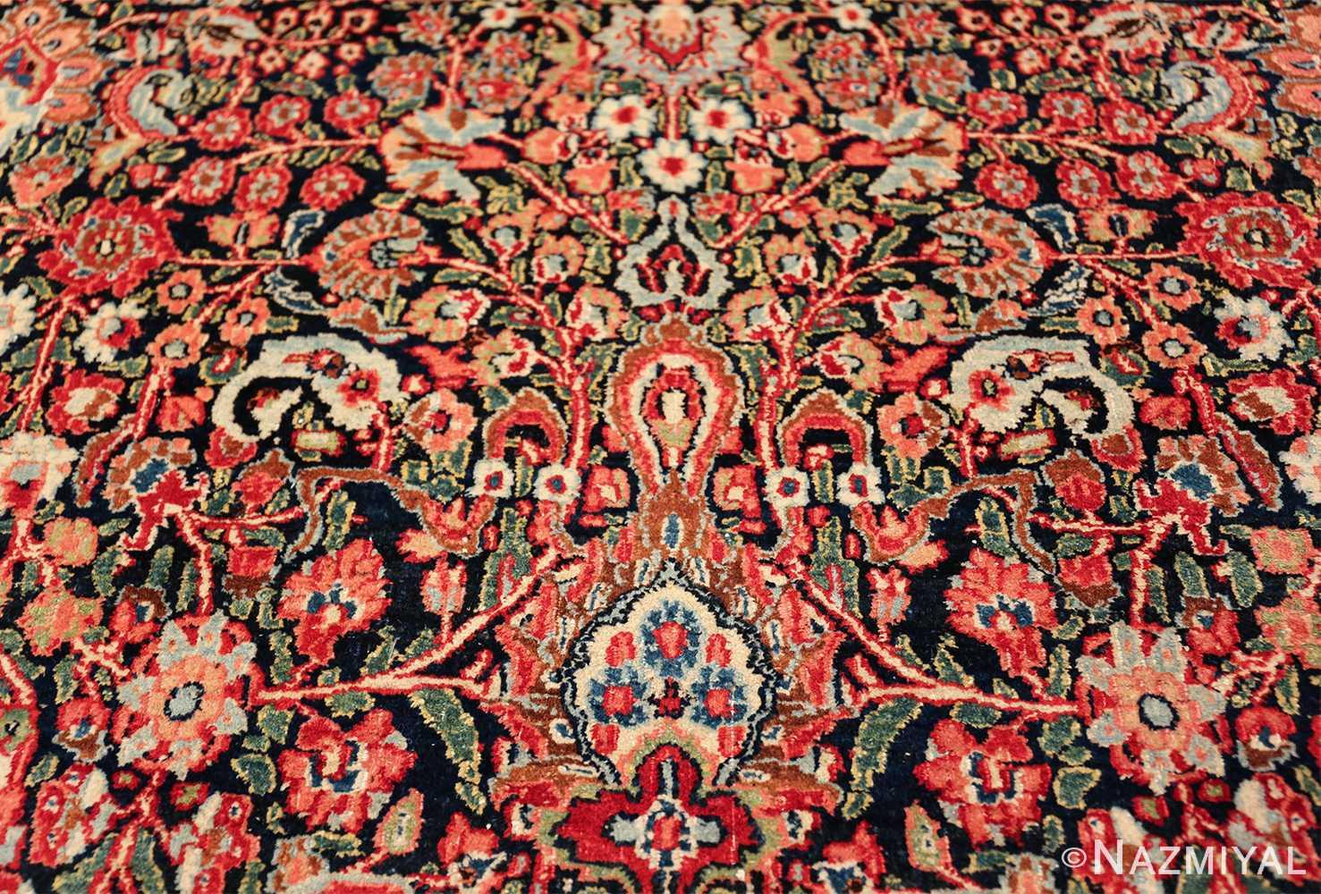 antique large khorassan persian rug 49517 green Nazmiyal