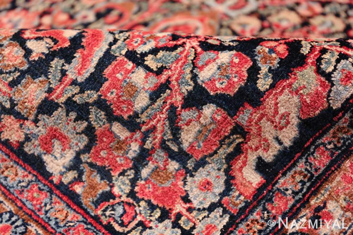 antique large khorassan persian rug 49517 pile Nazmiyal