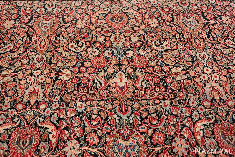 antique large khorassan persian rug 49517 top Nazmiyal