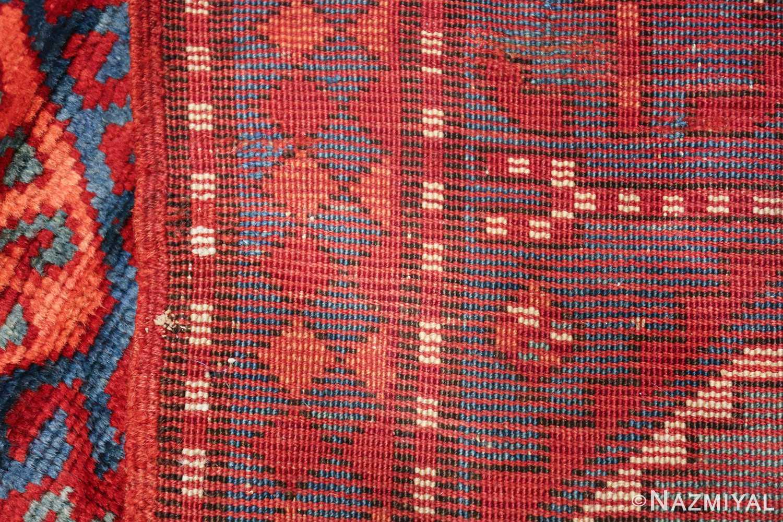antique lori pemback design kazak caucasian rug 49509 weave Nazmiyal