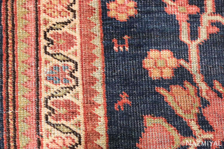 antique navy background farahan sarouk persian rug 49473 animal Nazmiyal