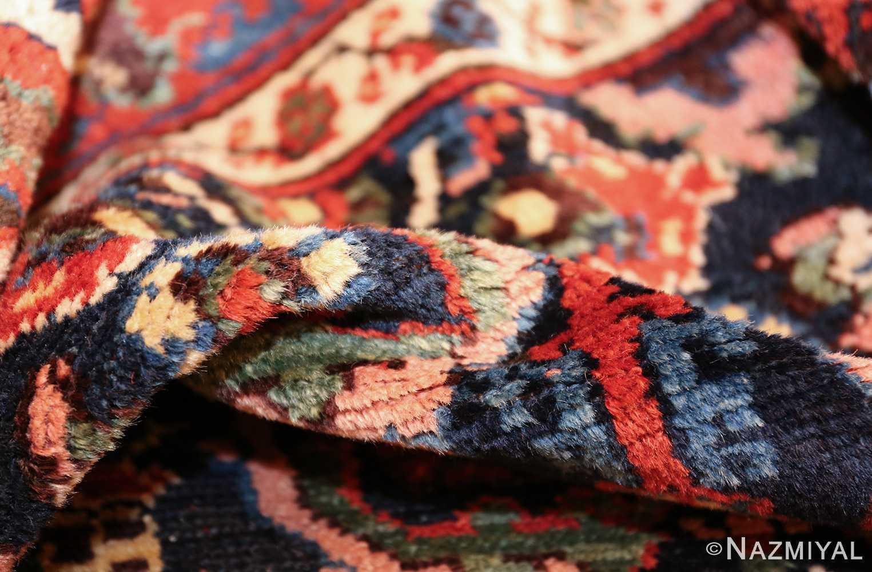 antique tribal bakhtiari persian runner rug 49555 pile Nazmiyal