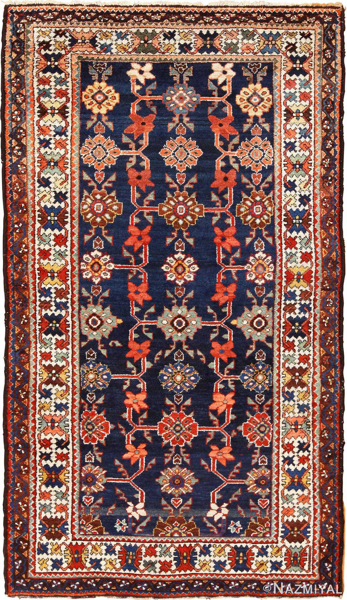 Antique Persian Malayer Rug 49554 Nazmiyal