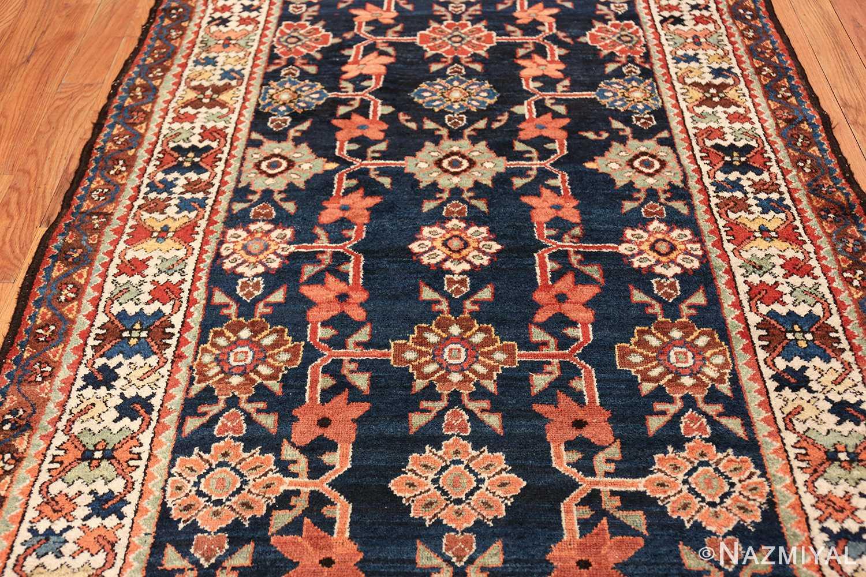 navy antique malayer persian rug 49554 field Nazmiyal