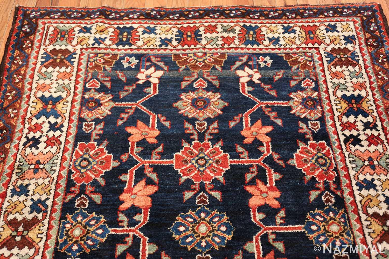navy antique malayer persian rug 49554 top Nazmiyal