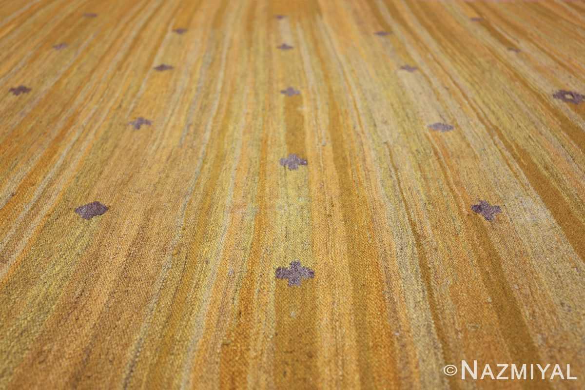 room size vintage scandinavian kilim rug 49269 lines Nazmiyal