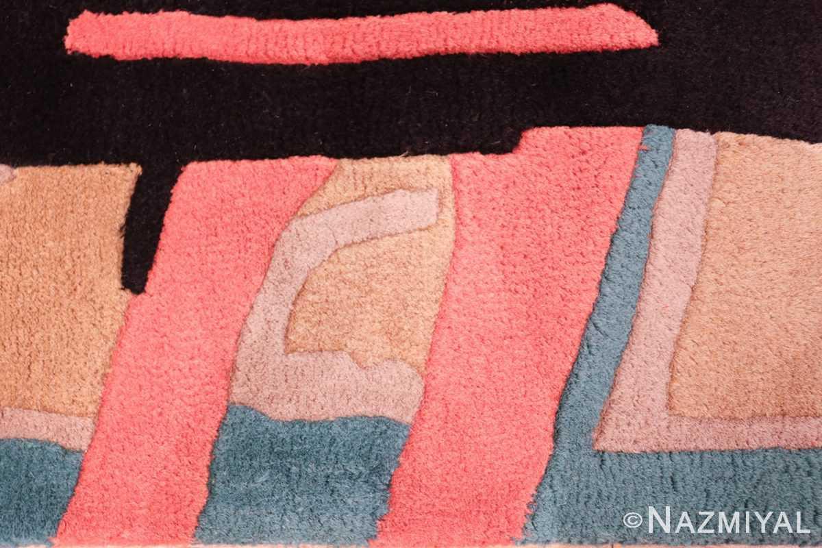 vintage scandinavian rug by corneille 49543 lines Nazmiyal