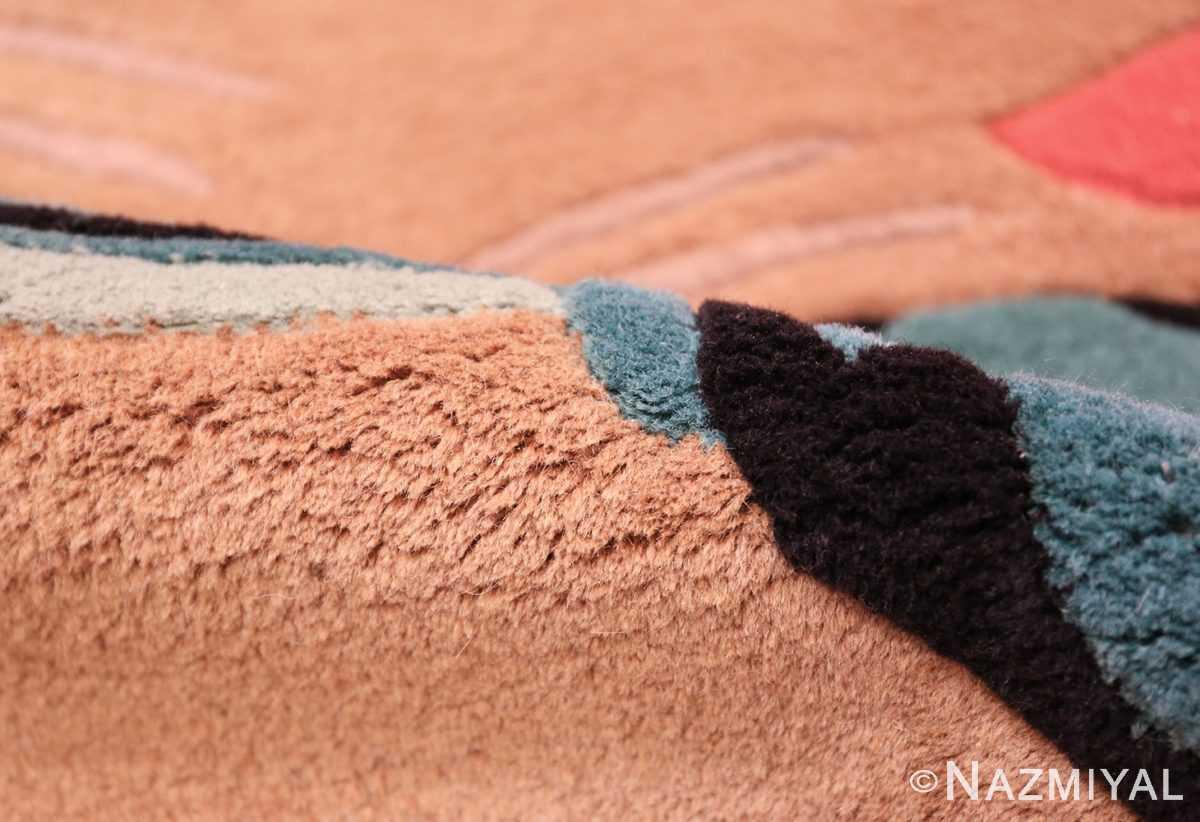vintage scandinavian rug by corneille 49543 pile Nazmiyal
