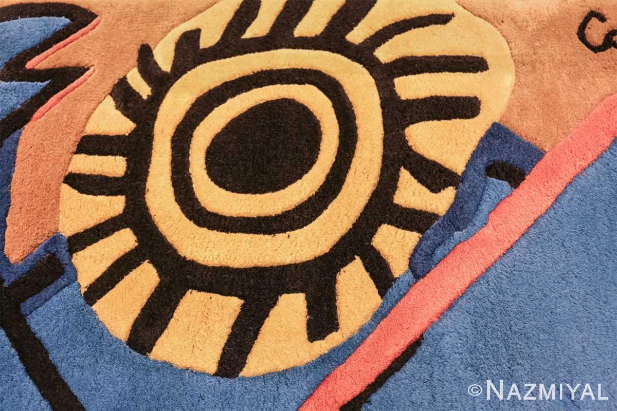 vintage scandinavian rug by corneille 49543 sun Nazmiyal