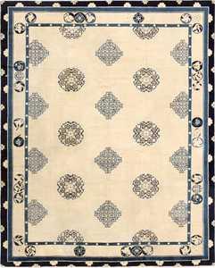 antique room size chinese rug 49582 Nazmiyal