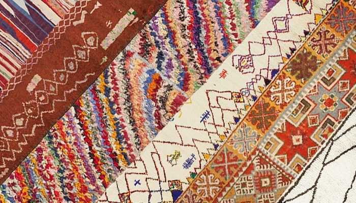 The Different Types Of Moroccan Rugs by Nazmiyal