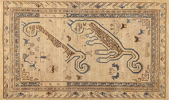 Tiger Rugs Tiger Rug History And Meaning Of The Tiger
