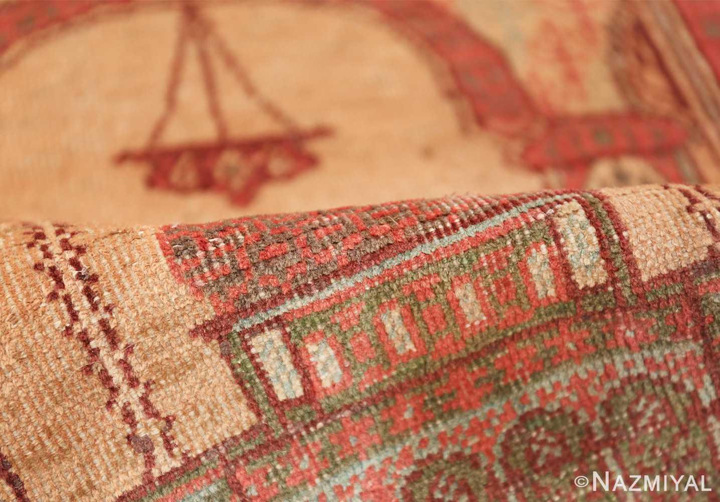antique marbediah israeli rug 49590 pile Nazmiyal