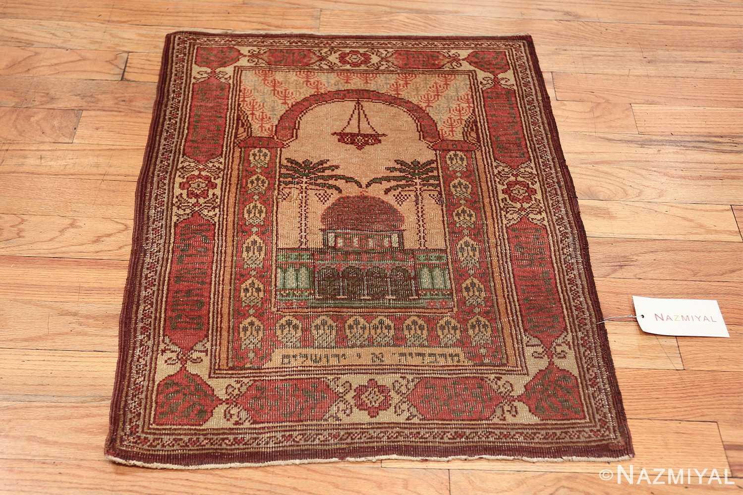 antique marbediah israeli rug 49590 whole Nazmiyal