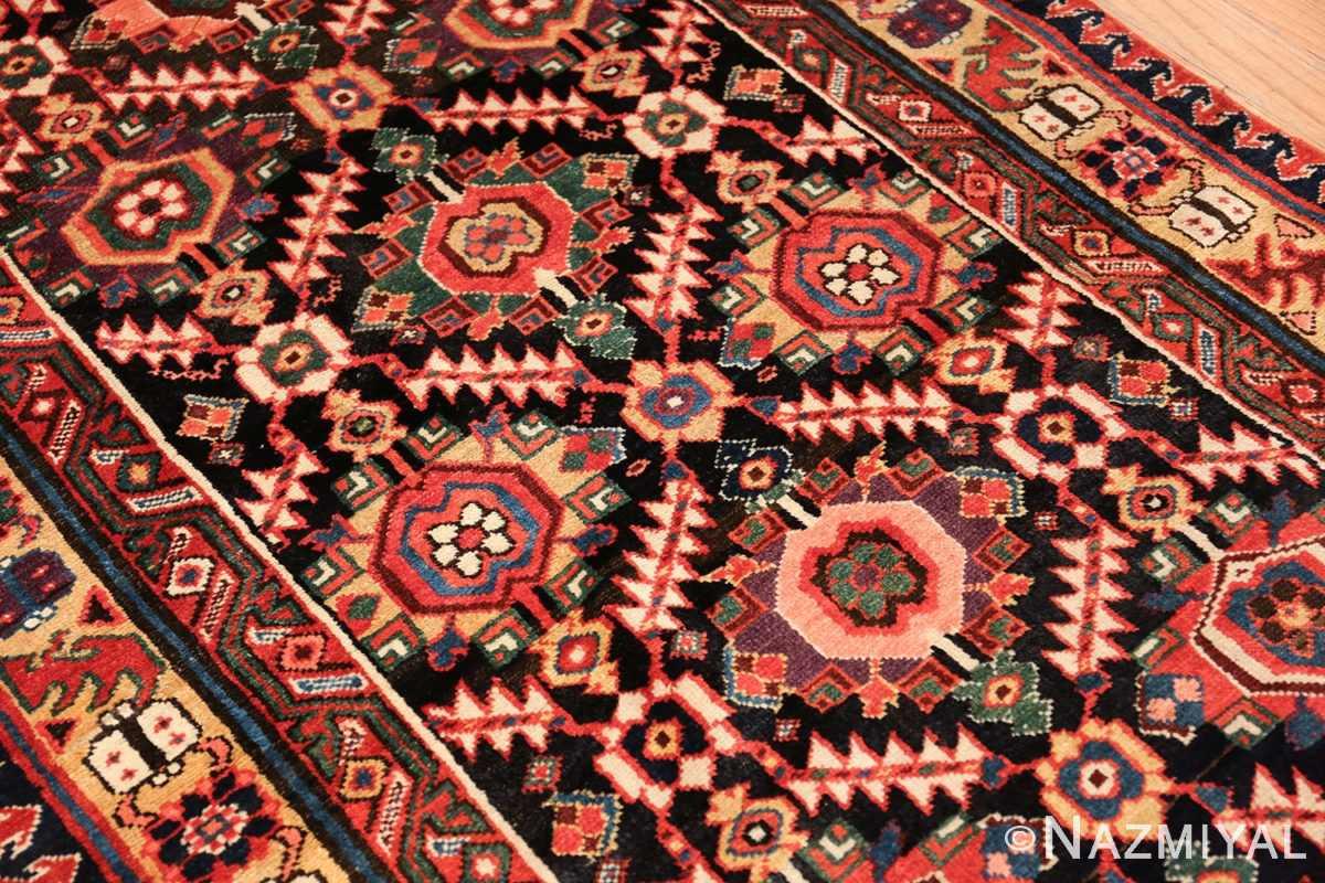 antique navy background northwest persian rug 49586 purple Nazmiyal