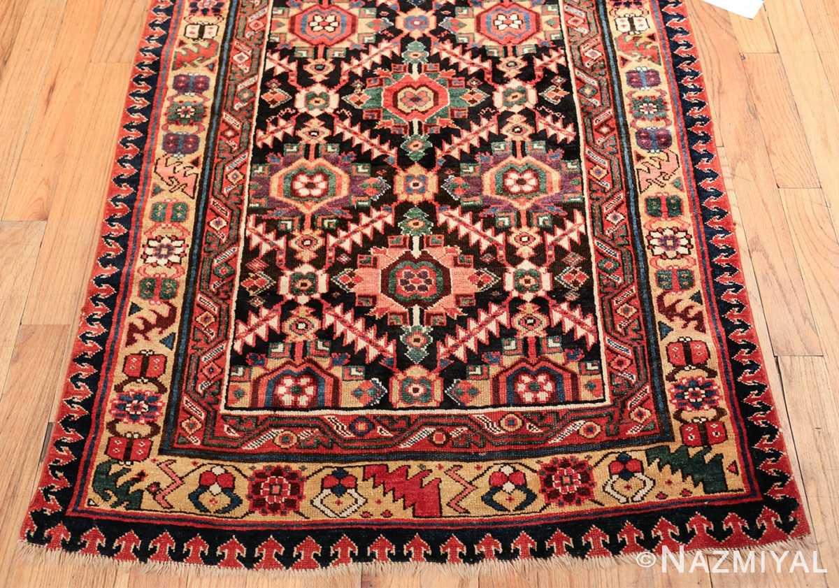 antique navy background northwest persian rug 49586 top Nazmiyal