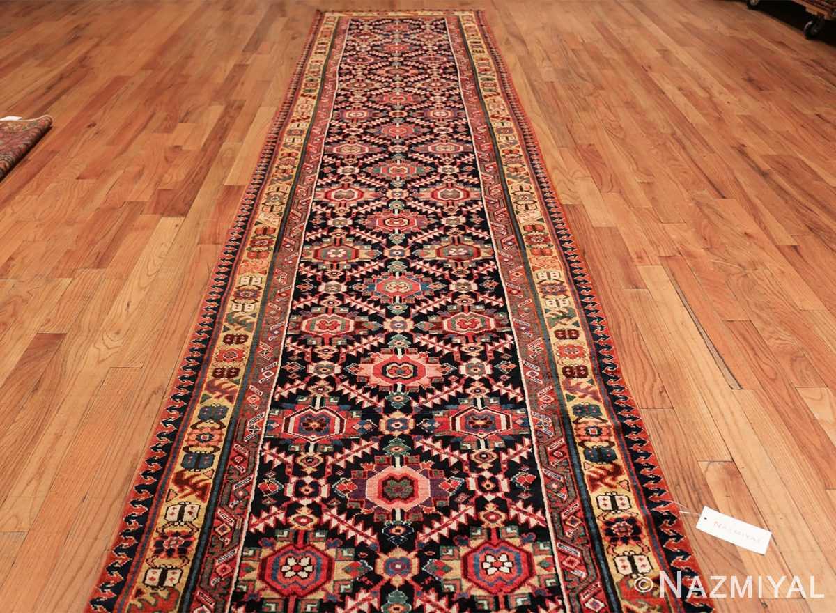 antique navy background northwest persian rug 49586 whole Nazmiyal