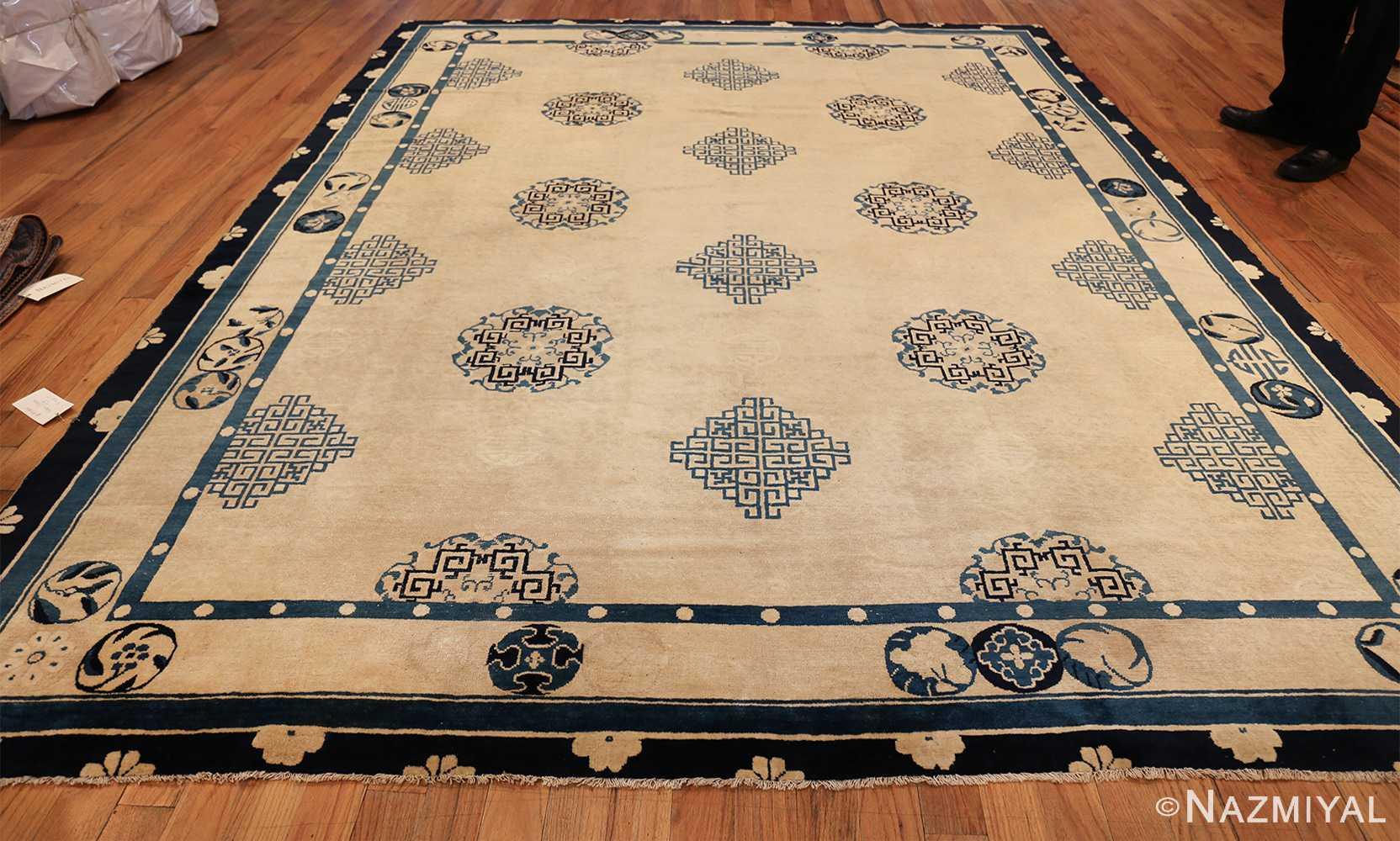 antique room size chinese rug 49582 whole Nazmiyal