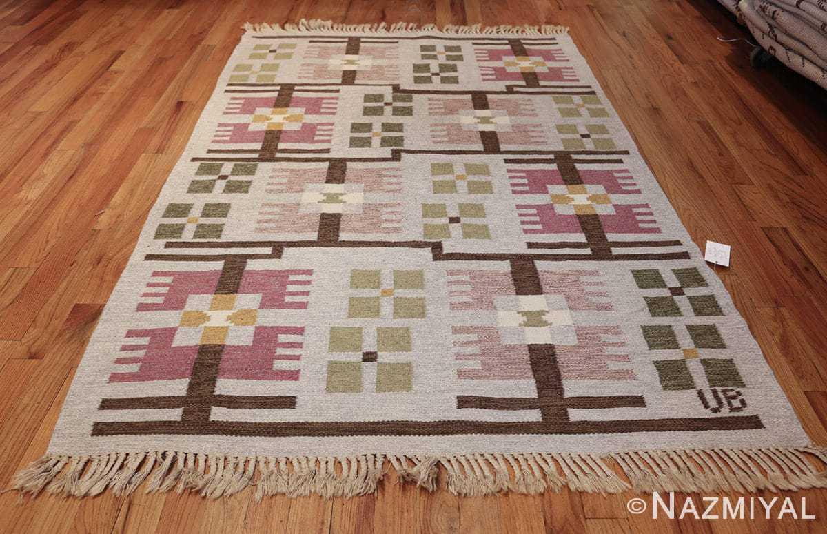 flat weave geometric scandinavian rug by ulla brandt 49565 whole Nazmiyal