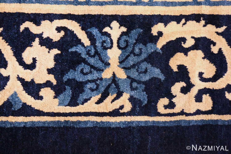 room size antique chinese rug 49542 leaf Nazmiyal