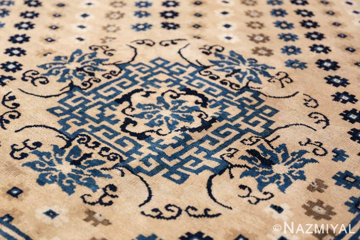 room size antique chinese rug 49542 oblique Nazmiyal