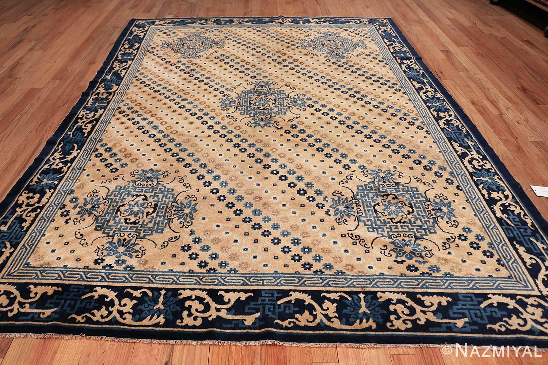 room size antique chinese rug 49542 whole Nazmiyal